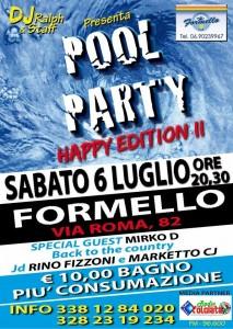 Pool Party Formello