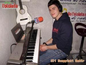 """Il maestro Andrea """"Catarra"""" Castiglioni"""