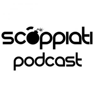 Logo Scoppiati podcast piccolo